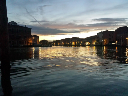 MURANO SUNSET LIGHT