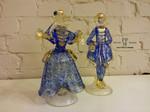figurine veneziane in vetro
