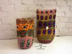 vasi di murano murrina grande perù