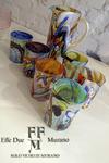 bicchieri goto de fornasa colorati
