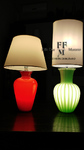lampade in vetro di murano