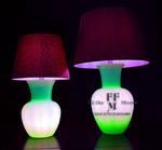 lampada moderna di murano
