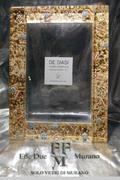 cornice de biasi in vetro di Murano di f2 glass