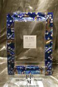 cornice de biasi in vetro di Murano