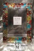 Murano glass photo frames de biasi
