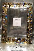 portafoto de biasi in vetro di Murano di f2 glass