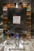 portafoto de biasi in vetro di Murano